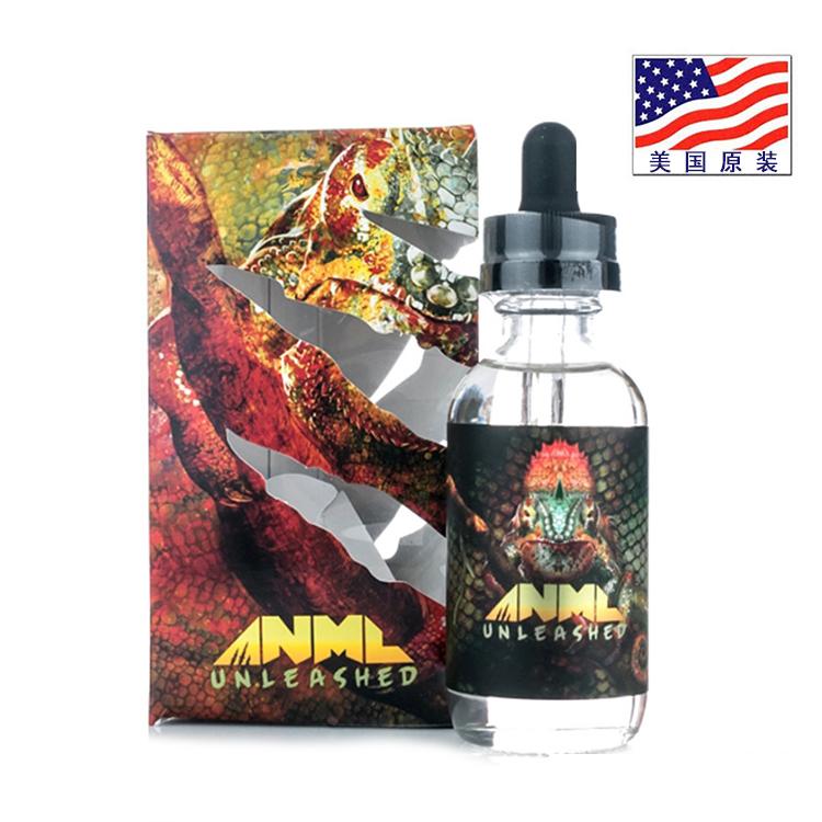 ANML 动物世界 10ml 野兽派 金甲虫 热带水果奶昔味 翰思美油纯进口电子烟油